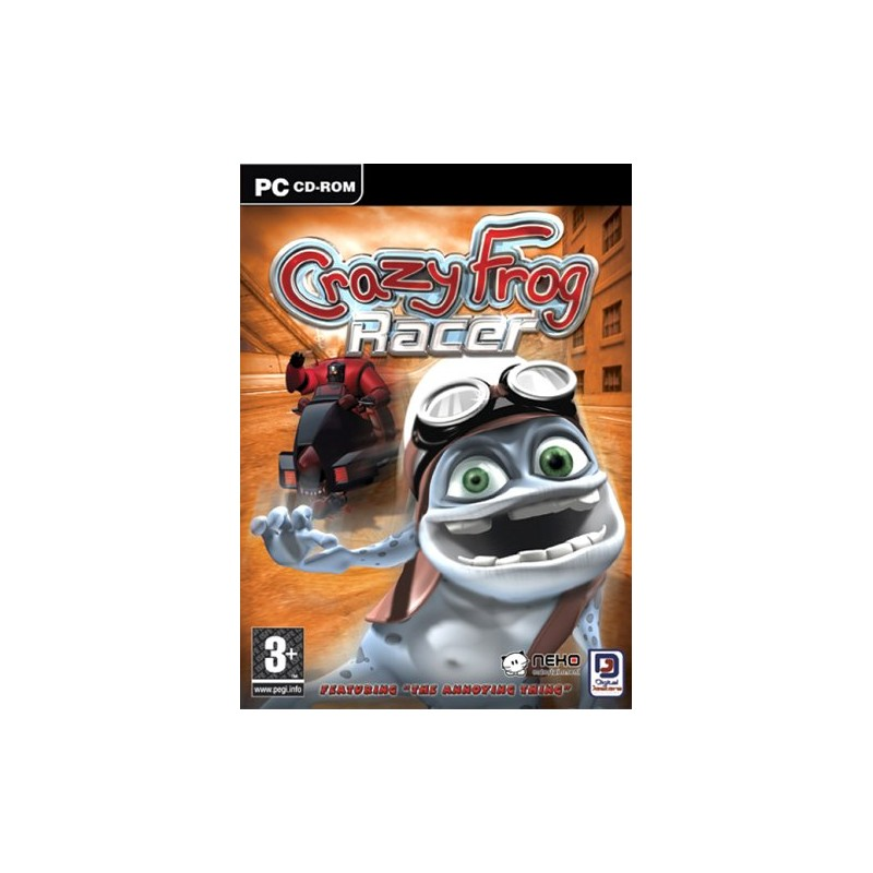 Crazy Frog Racer PC
