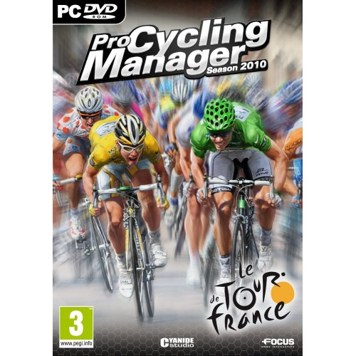 Pro Cycling Manager 2010 Tour De France