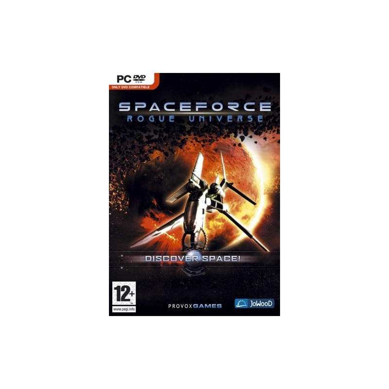 Spaceforce Rogue Universe