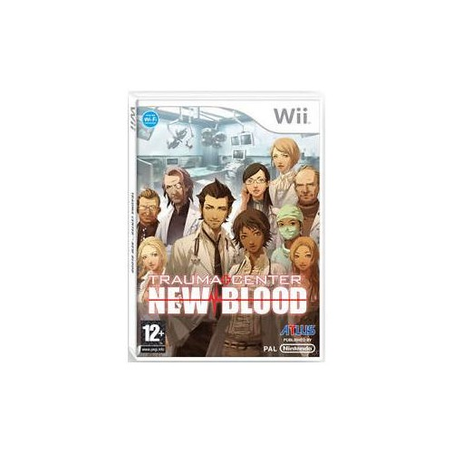 Trauma Centre New Blood