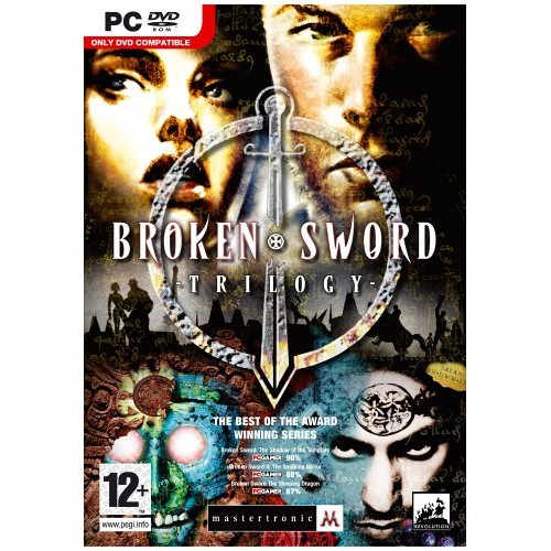Broken Sword Trilogy