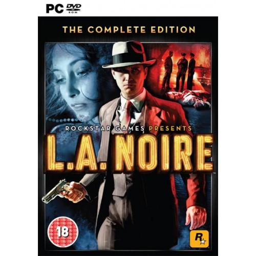 L.A. Noire Edição Completa PC