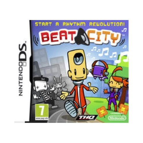 Beat City Nintendo DS