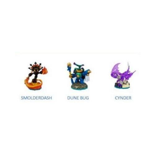 Skylanders IM Champions Combo Pack 1
