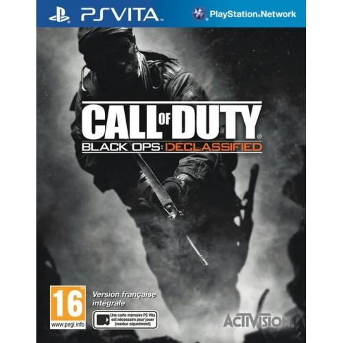 Call of Duty Black Ops Declassified PSVita