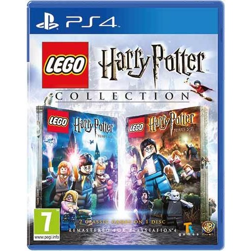 LEGO Harry Potter Collection Years 1-7 PS4