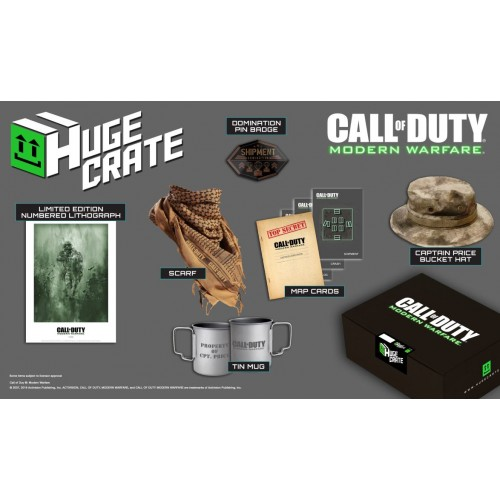 Call of Duty Modern Warfare Huge Crate