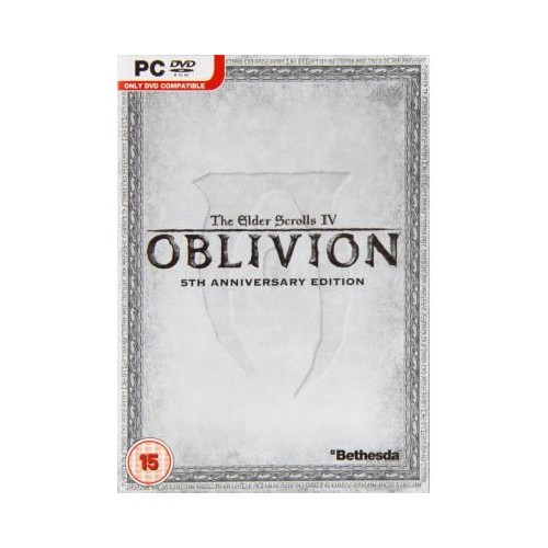 The Elder Scrolls IV Oblivion 5th Anniversary Edition PC