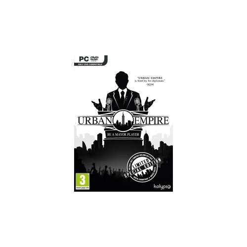 Urban Empire Limited Special Edition