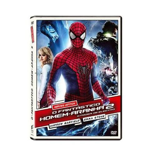 O Fantastico Homem Aranha 2 Heroes Edition