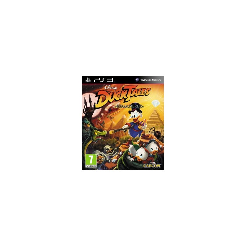Disney DuckTales Remastered