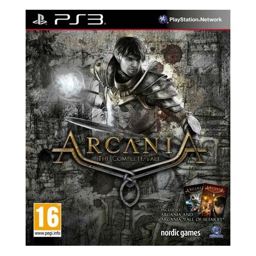 Arcania The Complete Tale PS3