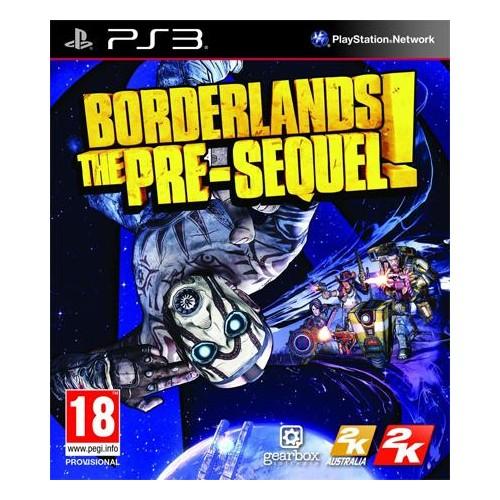 Borderlands The Pre-sequel! USADO