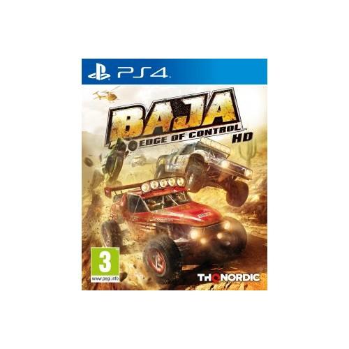 Baja Edge of Control PS4