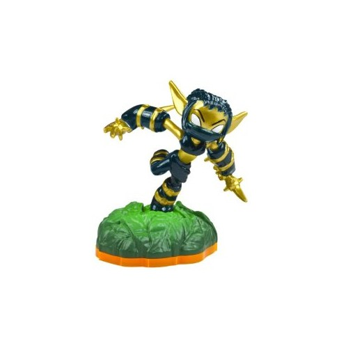 Skylanders Giants Legendary Stealth ELF