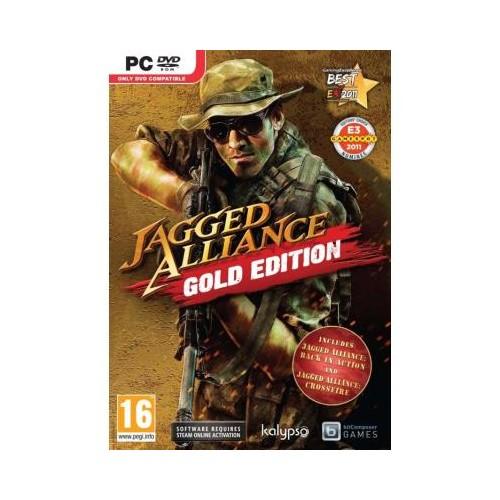 Jagged Alliance Gold Edition