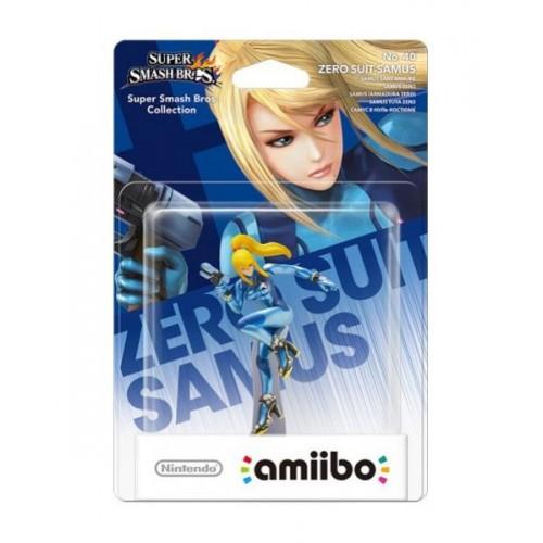 Amiibo Super Smash Bros. Zero Suit Samus nº40