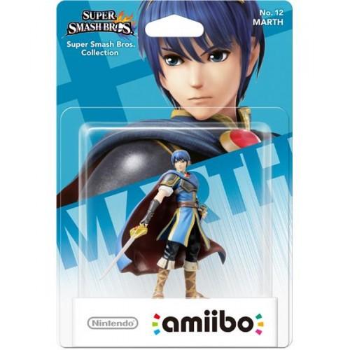 Amiibo Super Smash Bros. Marth nº12