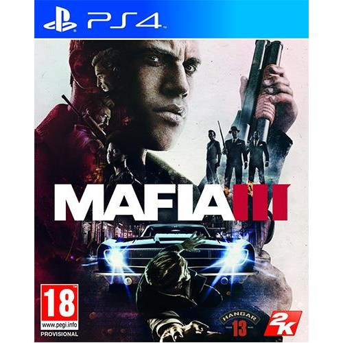 Mafia III PS4