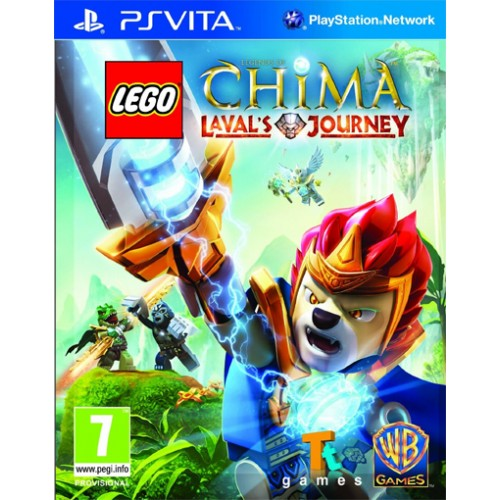 LEGO Legends of Chima Laval's Journey PSVita