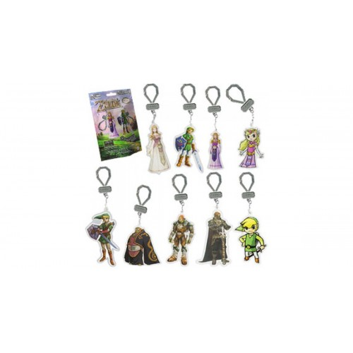Porta Chaves Backpack - The Legend of Zelda
