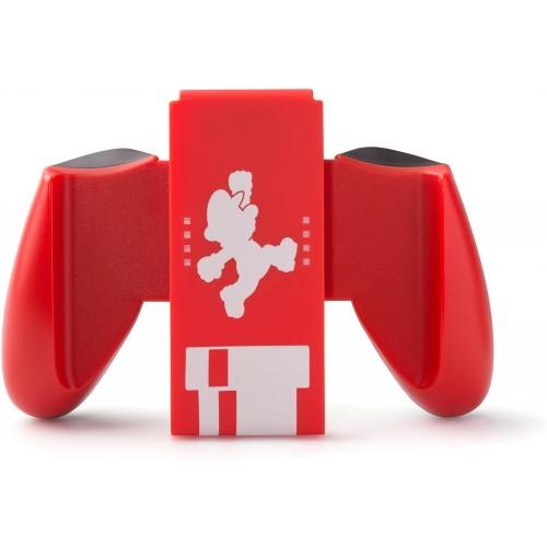 Joy Con Comfort Grip PowerA Mario Classico