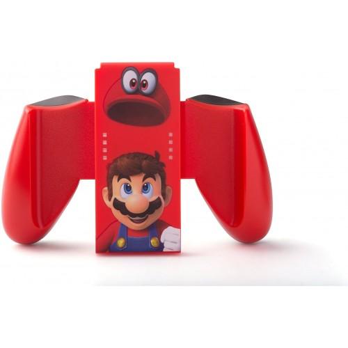 Joy Con Comfort Grip PowerA Super Mario Odyssey