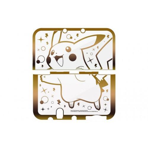 Capa Protectora Hori 2DS XL Pikachu