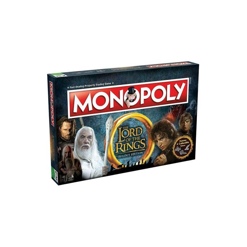 Monopolio The Lord of the Rings