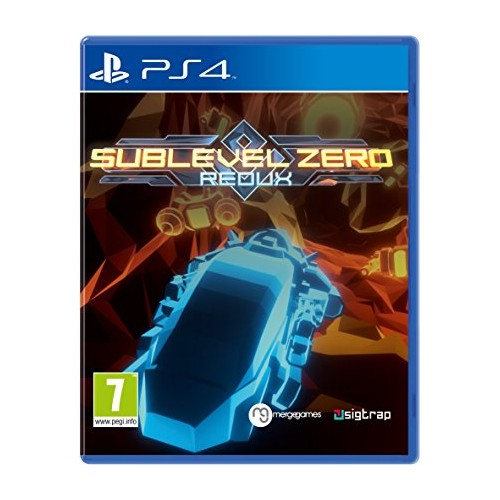 Sublevel Zero Redux PS4
