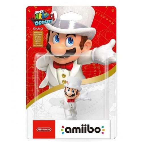 Amiibo Super Mario Odyssey