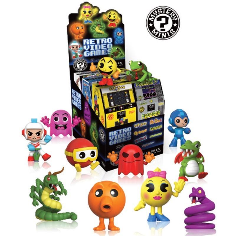 Mini Figura Funko Pop - Retro Games