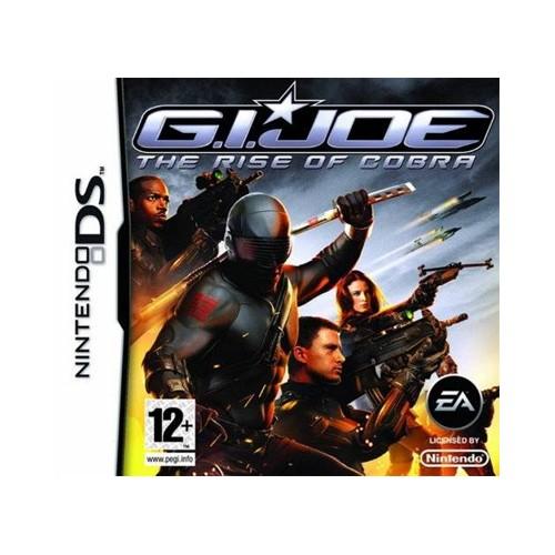 G.I. Joe The Rise of Cobra USADO Nintendo DS