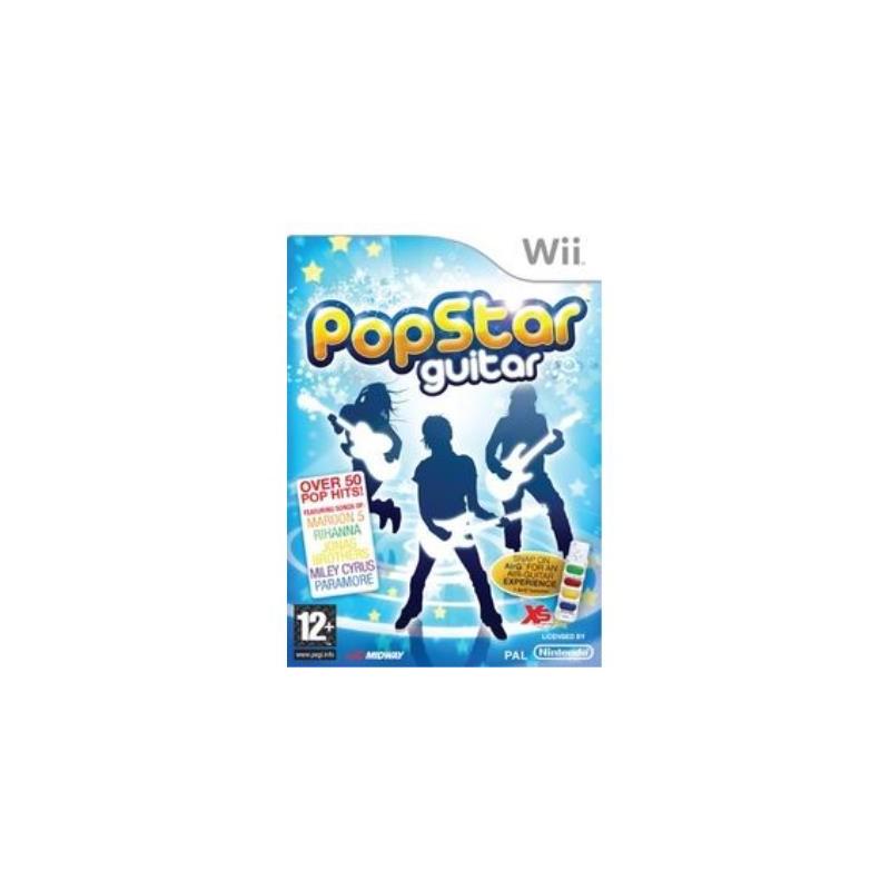 Popstar Guitar Wii