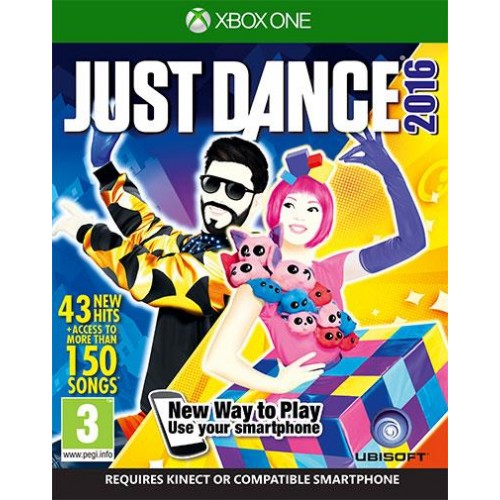 Just Dance 2016 One