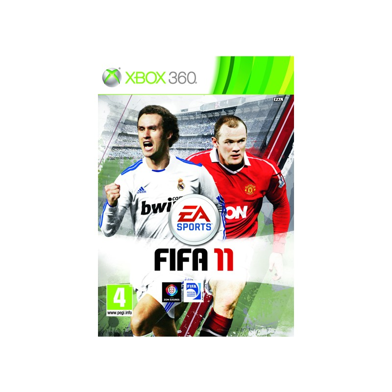 Fifa 11 USADO 360