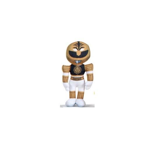 Peluche Power Ranger 20cm - Ranger Branco