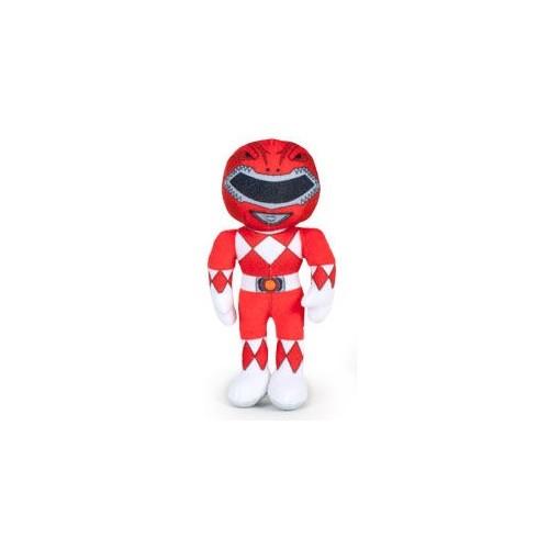 Peluche Power Ranger 20cm - Ranger Vermelho