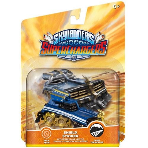 Skylanders Superchargers Veiculo Shield Striker