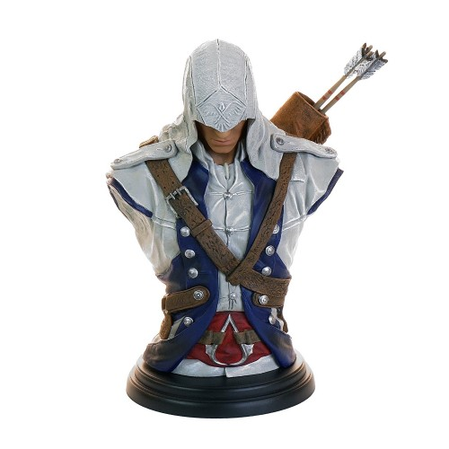Busto Assassin's Creed 3 Connor Kenway 19cm