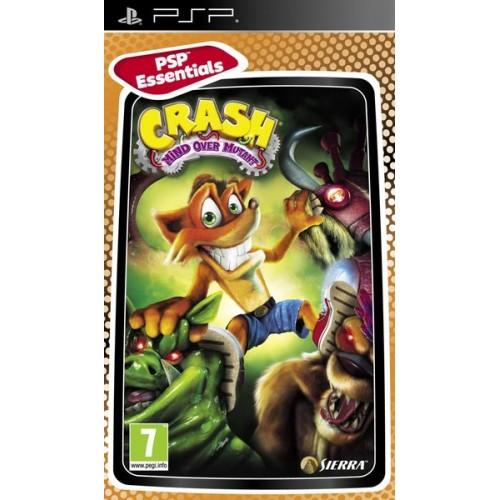 Crash Mind Over Mutant PSP