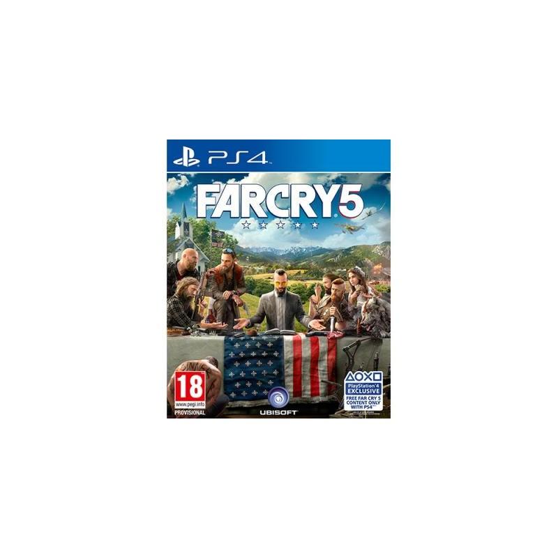 Far Cry 5 PS4 (Disponível 27/03/2018)