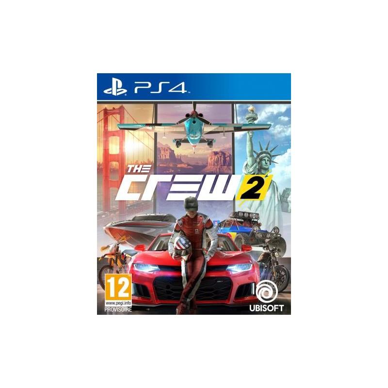 The Crew 2 PS4 (Disponível 16/03/2018)