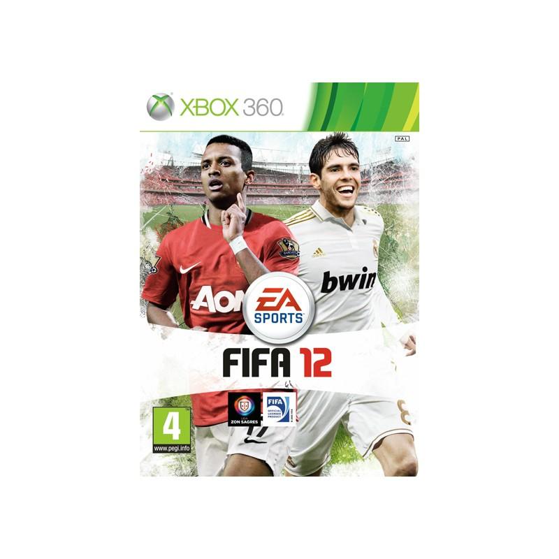 Fifa 12 USADO Xbox 360