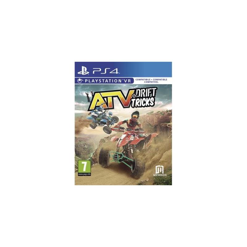 ATV Drift & Tricks PS4