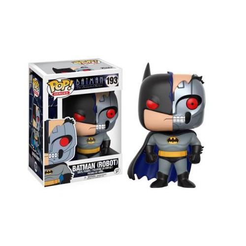 Figura Funko Pop Batman The Animated Batman (Robot) 193