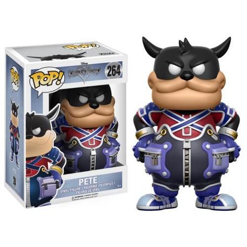 Figura Funko Pop Kingdom Hearts Pete 264