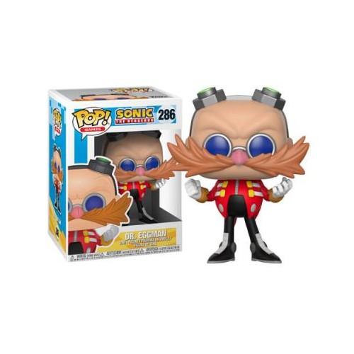 Figura Funko Pop Sonic Dr. Eggman 286