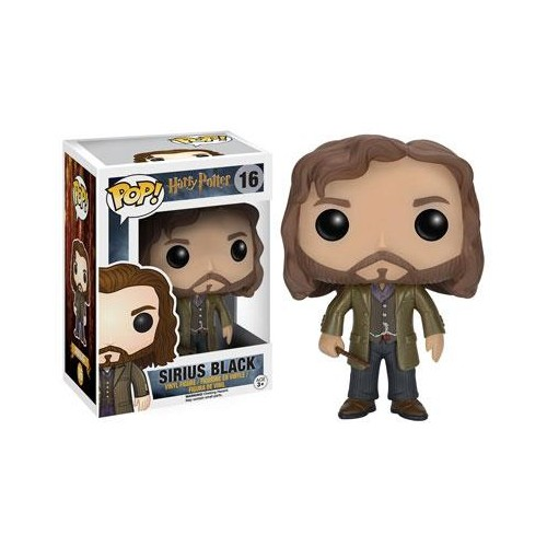 Figura Funko Pop Harry Potter Sirius Black 16