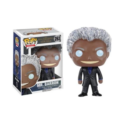 Figura Funko Pop Miss Peregrines Mr. Barron 263